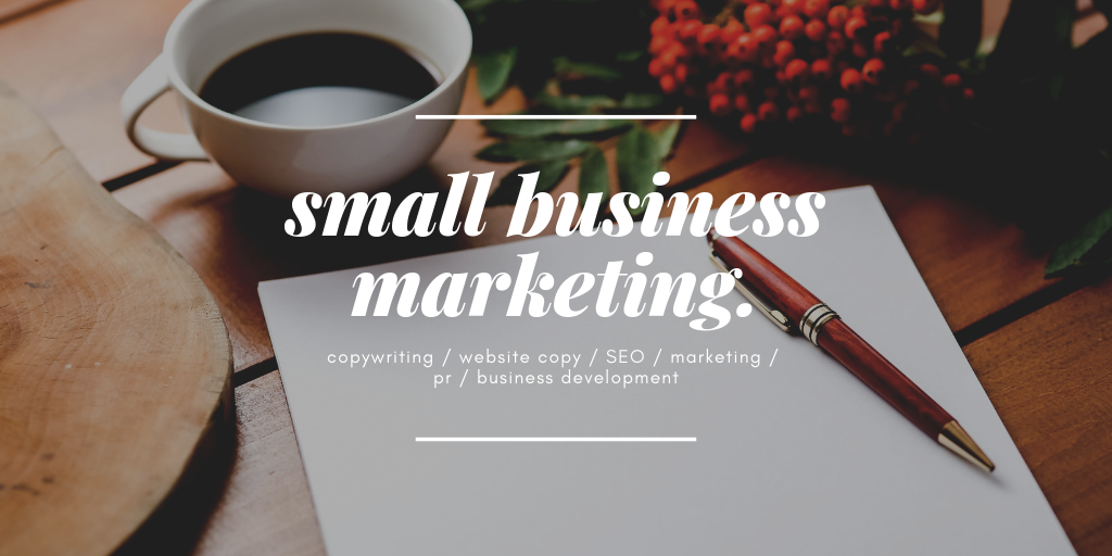 marketing services for small businesses
